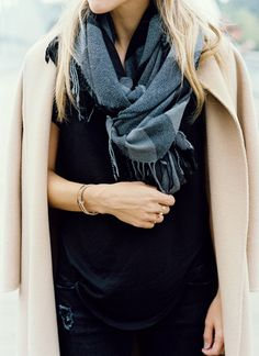 {outfit inspo} the scarf - wit & whimsy Fall Winter Outfits, Autumn Winter Fashion, Fall Fashion, Winter Wear, Winter Style, Sweater Weather, Mode Style, Style Me, Style Hair