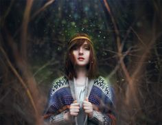 Surreal Photography by Nikita Sergyshkin