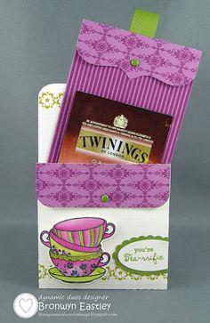 idea for a tea holder