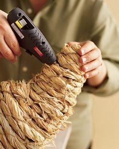 Handmade Cornucopia How-To                                                                                                                                                                                 More