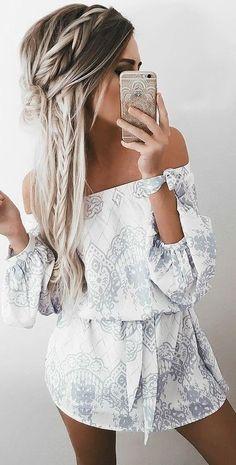 Lovely Pattern Little Dress Source