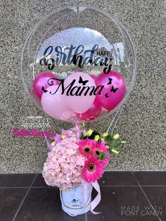 Order or enquiry's please Whatsapp us No : We provide delivery for Penang Kedah Perlis Kl Selangor (Selected Area) Birthday Present For Boyfriend, Friend Birthday Gifts, Diy Birthday, Balloon Arrangements, Balloon Decorations, Birthday Party Decorations, Diy Mothers Day Gifts, Diy Gifts, Balloons Galore