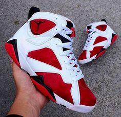 "Air Jordan 7 ""Carmine"""