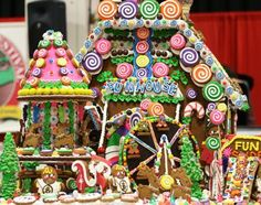 The annual Christmas Crafts Festival at the Seaport World Trade Center:  November 2, 3, and 4, 2012.  Show Hours:  Friday: Noon-7pm  Saturday: 10am-6pm  Sunday: 10am-5pm