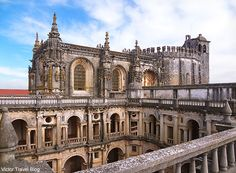Castles of the Knights Templar in Portugal's History | Via Victor Travel Blog | 10.06.2014 | Photo: The Convent of Christ. Tomar, Portugal.