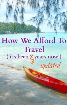 We've been travelling for over two years now with no full time income. Raise the money to travel and keep on travelling as a family? There's a little surprise at the end too! budget travel tips, budget travel usa, Travel Goals, Us Travel, Time Travel, Family Travel, Places To Travel, Travel Tips, Places To Go, Travel Destinations, Travel Hacks