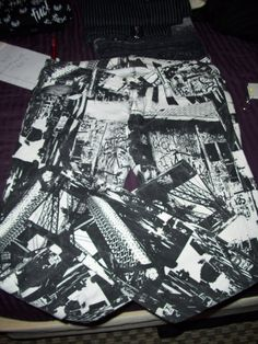 LIP SERVICE Concrete Jungle (Sample) pants #M28-005