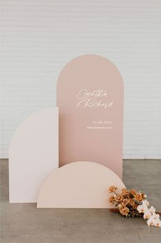 Wedding Stage, Wedding Signs, Diy Wedding, Dream Wedding, Sister Wedding, Wedding Engagement, Blush Bridal Showers, Luxury Wedding Decor, Wedding Rentals