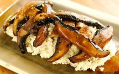 Raw Food Recipes: Marinated Mushrooms —Raw Food Rawmazing Raw Food