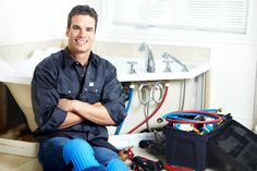 You may require plumbing services for drain cleaning, sewer line repair, garbage disposals, or clogged toilet cleaning. Simply hire the best. Plumbers Near Me, Local Plumbers, Sewer Line Repair, Types Of Plumbing, Slab Leak, In Loco, Plumbing Companies, Toilet Repair, Clogged Toilet