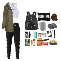 """Untitled #23"" by mapetitchery ❤ liked on Polyvore featuring John Elliott, adidas, Seasalt, Prada, Park B. Smith, UGG, Moroccanoil, Manready Mercantile, Converse and Coleman"