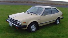 1980 Honda Accord - A Survivor Honda Cars, Honda Auto, Honda Accord Coupe, Automobile, Vintage Cars, Vintage Auto, Car Racer, Import Cars, Japanese Cars