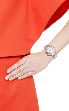 Bedat & Co.  - Core Stainless Steel and Diamond Ladies' Watch