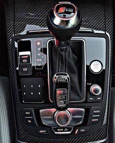 Audi RS Interior!