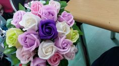 Soap flower . 꽃잎 한장한장 입욕제로쓰셔도되고 선물용으로도 너무 좋아요~~ Soap, Flowers, Plants, Florals, Plant, Flower, Soaps, Bloemen, Planting