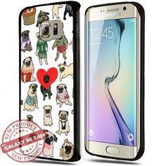 PUG Dog Puppy Cute Samsung Galaxy S6 Edge Black Case Fash... https://www.amazon.com/dp/B01F9EMP2C/ref=cm_sw_r_pi_dp_x_AT89ybYCZXWFT