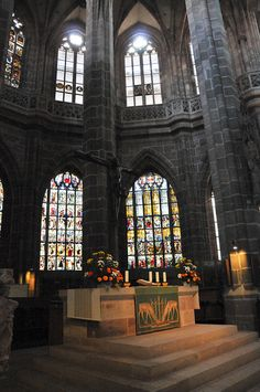 Lorenzkirche - St. Lorenz Church Nuremberg Germany by mbell1975, via Flickr All Over The World, Around The Worlds, Nuremberg Germany, Cathedral Windows, Iglesias, South Island, Place Of Worship, Kirchen, Amazing Architecture