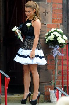 frill and lace dress - Google Search