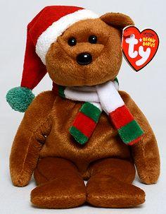 2008 Holiday Teddy Bear