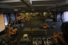 aircraft carrier control room - Google Search