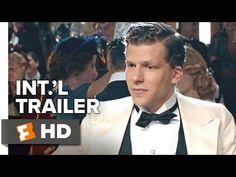 Café Society Official International Trailer #1 (2016) - Jesse Eisenberg, Kristen Stewart Movie HD - YouTube