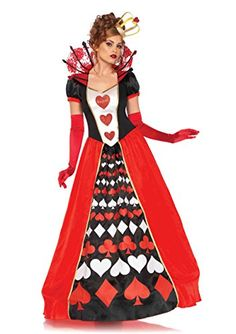 King And Queen Of Hearts Costumes For Couples   CostumeModels.com