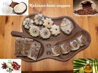 Kókuszos-kávés szappan Coconut, Soaps, Hand Soaps, Soap