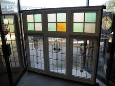 Triple Casement l Lite window