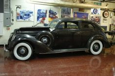 1937 Lincoln K Willoughby Coupe