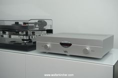 YBA Heritage A100 integrated amplifier, 2x150W / 4Ohm