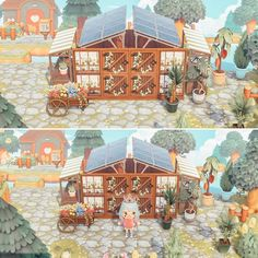 Animal Crossing Wild World, Animal Crossing Guide, Animal Crossing Villagers, Animal Crossing Qr Codes Clothes, Ac New Leaf, Motifs Animal, Animal Games, Island Design, Island Life