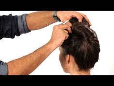 How to Style Your Hair before Bed | Salon Hair Tutorial - YouTube