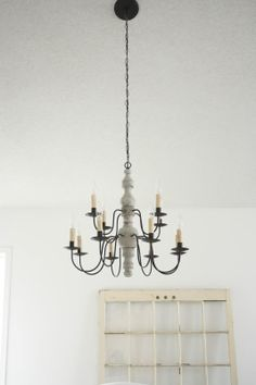 New Old Chandelier