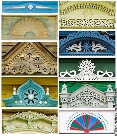 Carvings from Russia