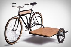 Horse Sidecar Bicycle - Men's Gear