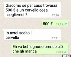 Giacomo se per caso trovarssi - Funny Chat, Funny Jokes, Funny Images, Funny Photos, Italian Memes, Savage Quotes, Funny Scenes, Super Funny, Funny Moments