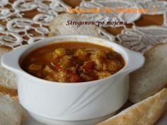 strogonow Polish Food, Polish Recipes, Chili, Diet, Chile, Polish Food Recipes, Chilis