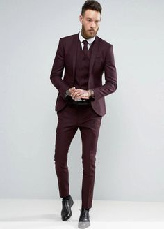 5 Dashing Wedding Suit Trends For 20162017 And Where To Buy Them