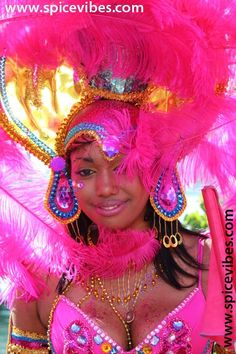 Trinidad and Tobago Carnival | Pretty Mas from Grenada Carnival 2012 | West Indies | Pinterest