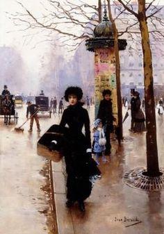 Une Parisienne Collection privée