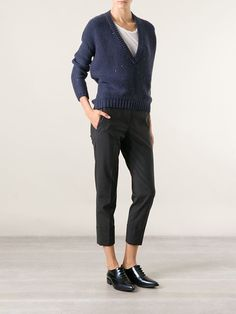 Brunello Cucinelli Sequined Sweater - Spinnaker 141 - Farfetch.com
