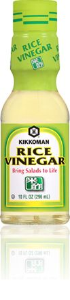 Recipes, Cooking Products and More for Home Cooks - Kikkoman : Rice Vinegar