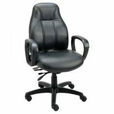 Sitwell eTask Executive Task Midback Chair  SKU: 9703 E Task Executive Task/Management Seating • Swivels 360º • Gas cylinder seat height • Tilt tension control • Independent back adjustment • Seat and back tilt as unit • Ratchet back height adjustment