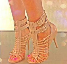 Hot!  Shoe addiction :)