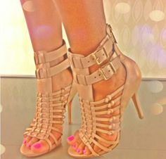 Hot!  Shoe addiction :)