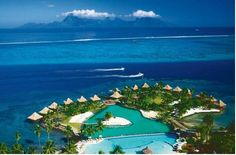 Intercontinental Tahiti Resort  www.NewEdenTravel.com