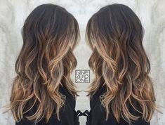 78 Hottest Balayage Hair Color Ideas for Brunettes