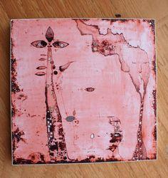 3 in Pink (print) by Andreina Davila: http://www.facebook.com/AndreinaArt