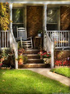 good ol' front porch!