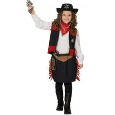 Déguisement cowgirl fille